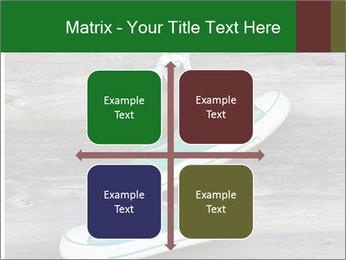 Green Converse PowerPoint Template - Slide 37