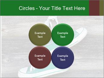 Green Converse PowerPoint Template - Slide 38