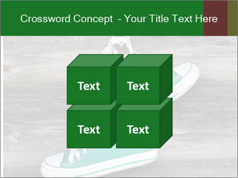 Green Converse PowerPoint Template - Slide 39