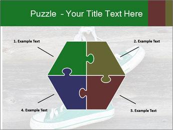 Green Converse PowerPoint Template - Slide 40