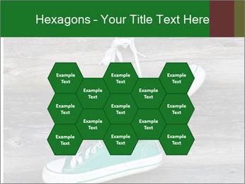 Green Converse PowerPoint Template - Slide 44