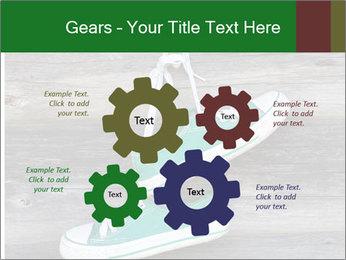 Green Converse PowerPoint Template - Slide 47
