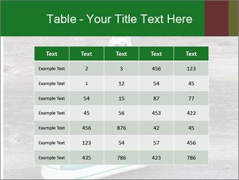 Green Converse PowerPoint Template - Slide 55