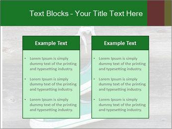 Green Converse PowerPoint Template - Slide 57
