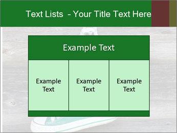 Green Converse PowerPoint Template - Slide 59