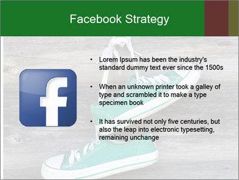 Green Converse PowerPoint Template - Slide 6