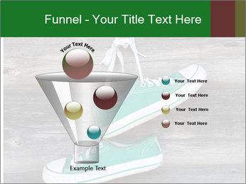 Green Converse PowerPoint Template - Slide 63
