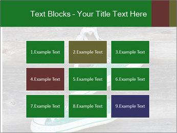 Green Converse PowerPoint Template - Slide 68
