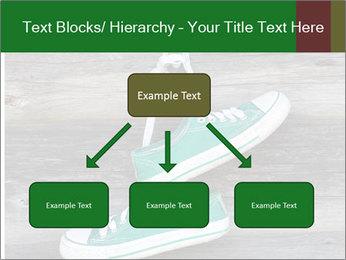 Green Converse PowerPoint Template - Slide 69