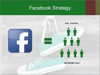 Green Converse PowerPoint Template - Slide 7