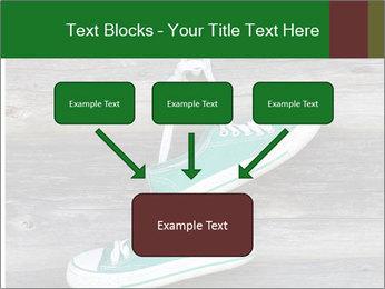 Green Converse PowerPoint Template - Slide 70