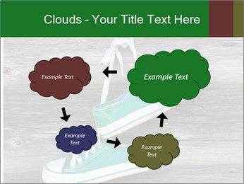Green Converse PowerPoint Template - Slide 72