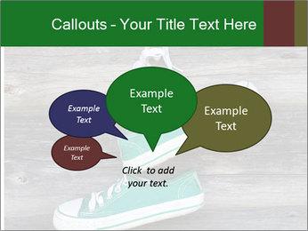 Green Converse PowerPoint Template - Slide 73