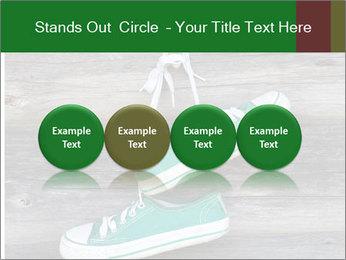 Green Converse PowerPoint Template - Slide 76