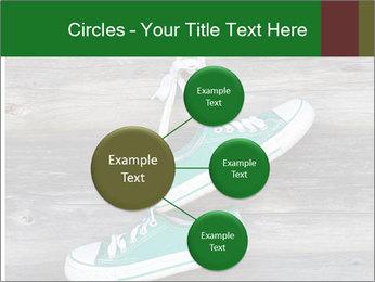 Green Converse PowerPoint Template - Slide 79