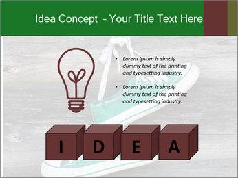 Green Converse PowerPoint Template - Slide 80