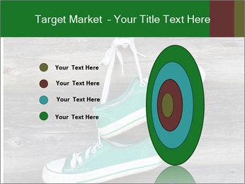Green Converse PowerPoint Template - Slide 84
