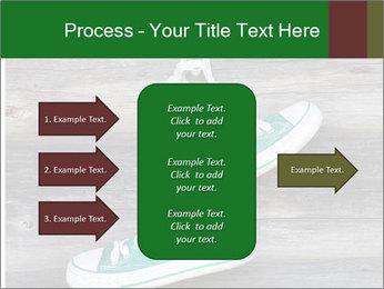 Green Converse PowerPoint Template - Slide 85