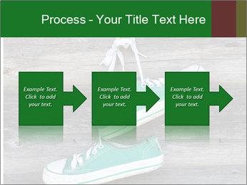 Green Converse PowerPoint Template - Slide 88