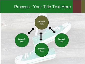 Green Converse PowerPoint Template - Slide 91