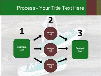Green Converse PowerPoint Template - Slide 92