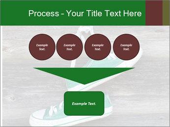 Green Converse PowerPoint Template - Slide 93