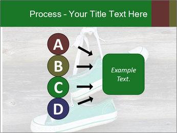 Green Converse PowerPoint Template - Slide 94