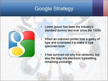 Organized Team PowerPoint Template - Slide 10