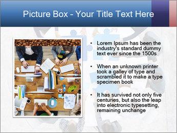 Organized Team PowerPoint Template - Slide 13