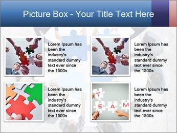 Organized Team PowerPoint Template - Slide 14