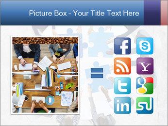 Organized Team PowerPoint Template - Slide 21