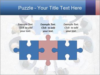 Organized Team PowerPoint Template - Slide 42