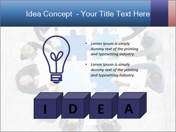 Organized Team PowerPoint Template - Slide 80