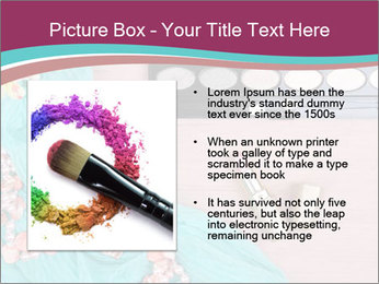 Eye Shadow Set PowerPoint Template - Slide 13