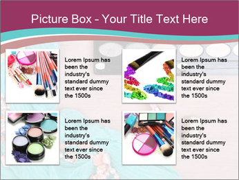 Eye Shadow Set PowerPoint Template - Slide 14