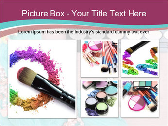 Eye Shadow Set PowerPoint Template - Slide 19