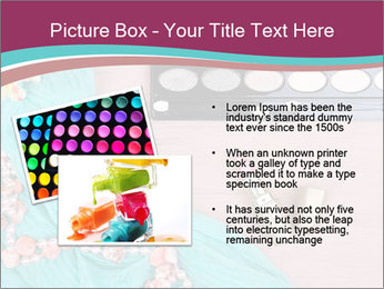 Eye Shadow Set PowerPoint Template - Slide 20