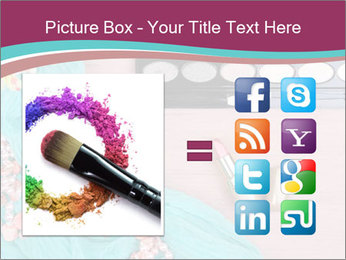 Eye Shadow Set PowerPoint Template - Slide 21