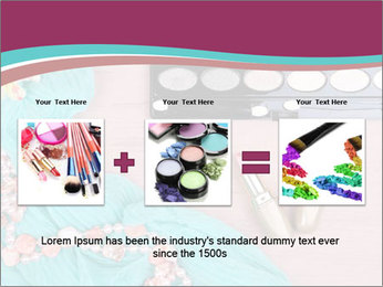 Eye Shadow Set PowerPoint Template - Slide 22