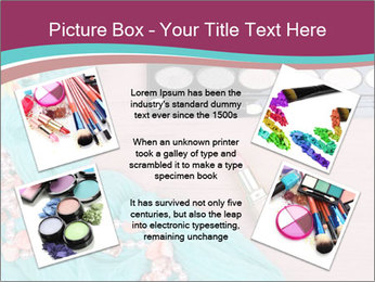 Eye Shadow Set PowerPoint Template - Slide 24