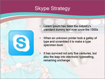 Eye Shadow Set PowerPoint Template - Slide 8