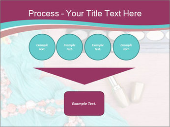 Eye Shadow Set PowerPoint Template - Slide 93