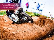 Motocross PowerPoint Template