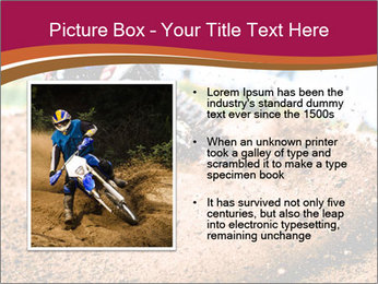 Motocross PowerPoint Template - Slide 13