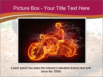 Motocross PowerPoint Template - Slide 15