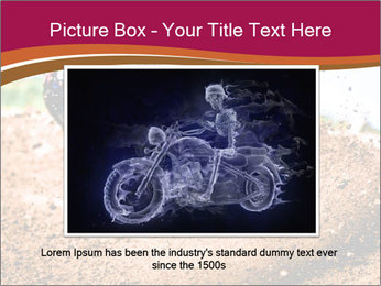 Motocross PowerPoint Template - Slide 16