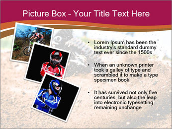 Motocross PowerPoint Template - Slide 17