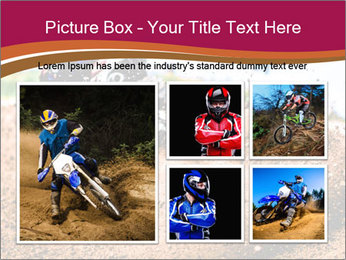 Motocross PowerPoint Template - Slide 19
