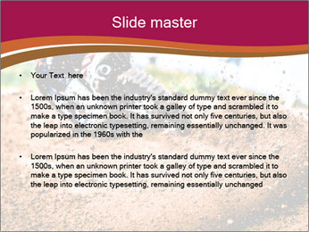 Motocross PowerPoint Template - Slide 2