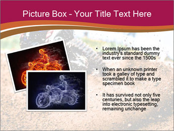 Motocross PowerPoint Template - Slide 20